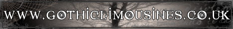 Gothic Limousines Banner
