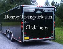 Hearse delivery in style UK or Europe, auto-haul.co.uk